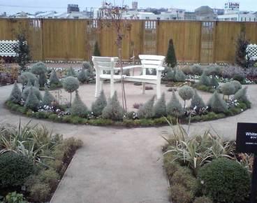 White_garden